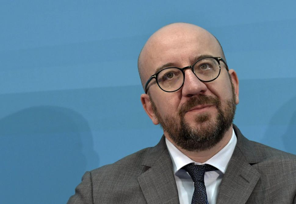 Charles Michel sera face au défi vert en Brabant wallon. ©Photo News