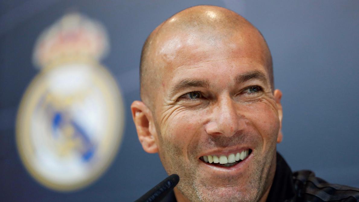 Zidane livre ses première impressions (off.) — Real Madrid