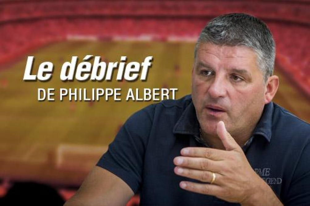Philippe Albert: «Une différence flagrante entre Anderlecht et l'Antwerp»