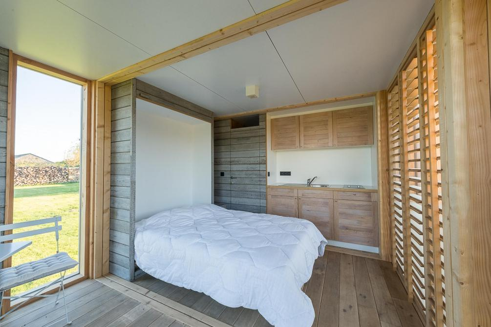Tiny house: le petit qui ne demande qu'à devenir grand