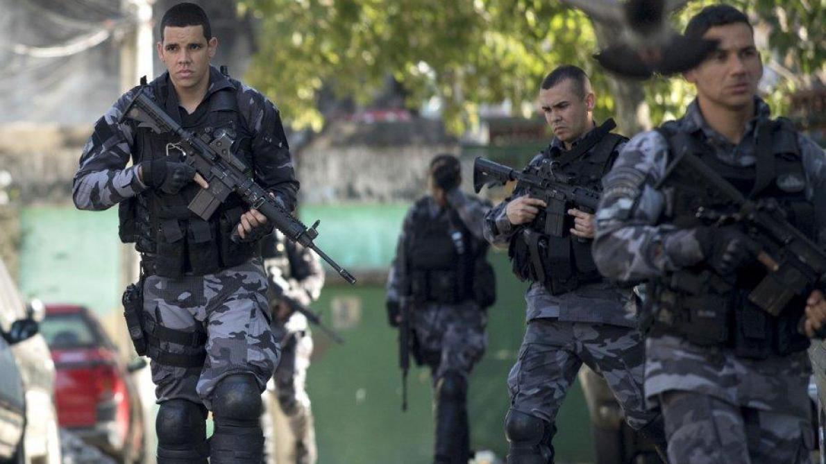 Au moins huit morts dont six élèves dans une fusillade scolaire — Brésil