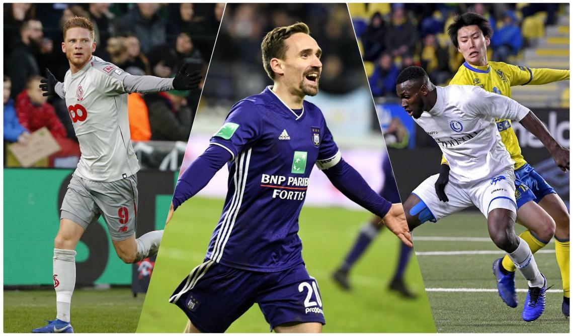 : Multilive D1A en direct: le Standard mené, toujours pas de but à Anderlecht, La Gantoise provisoirement en Playoffs 1