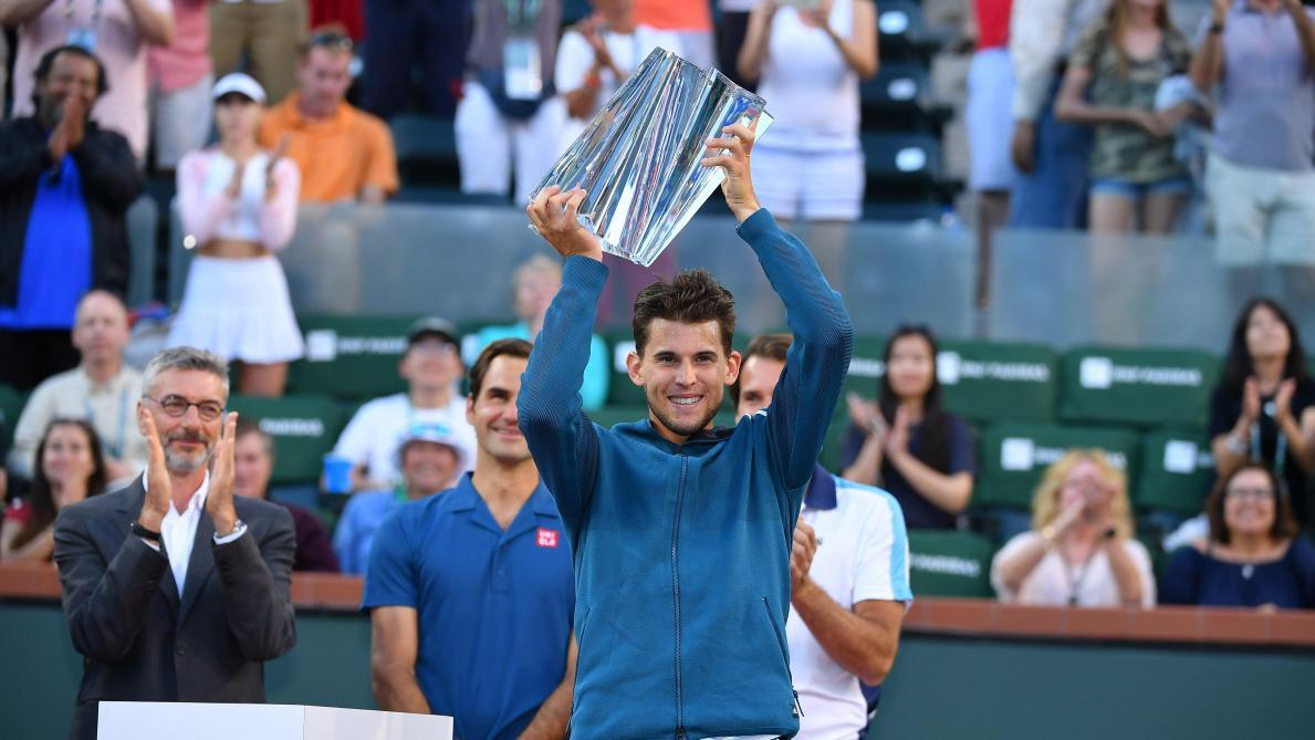 Indian Wells : Thiem dompte Federer pour sa grande première !