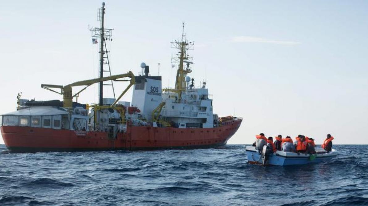 : Le navire humanitaire Mare Jonio sauve 47 personnes en méditérranée
