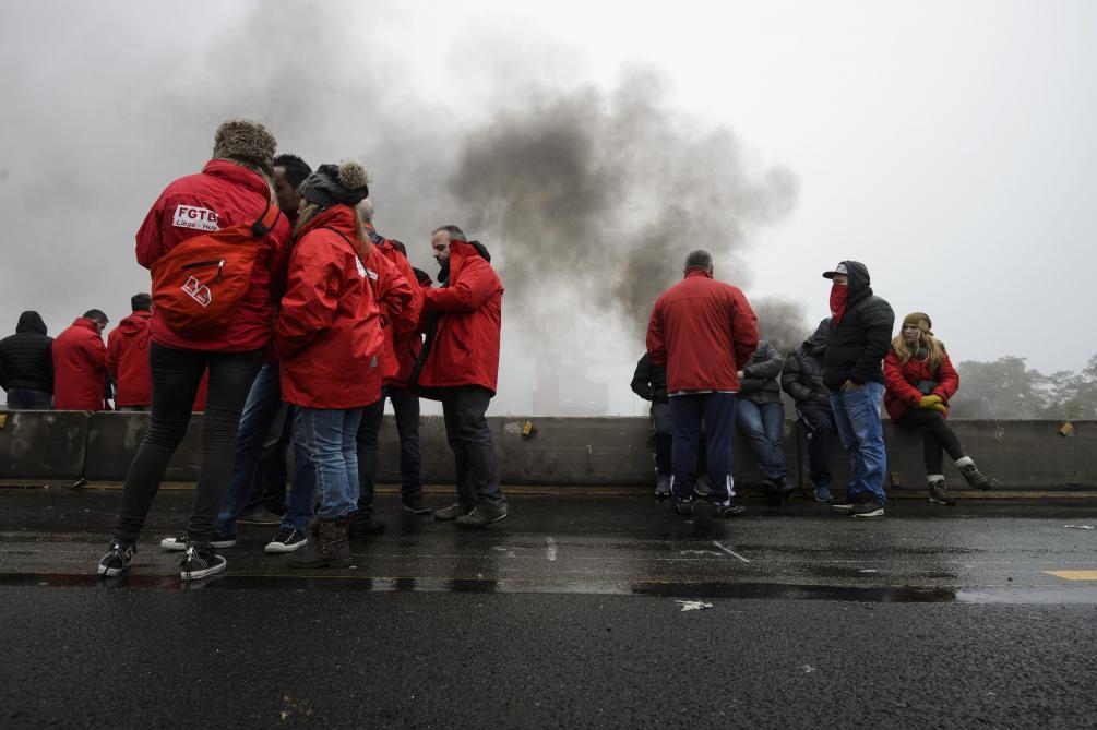 : Négociations salariales: plusieurs sections de la FGTB rejettent le projet d'accord et appellent à la grève
