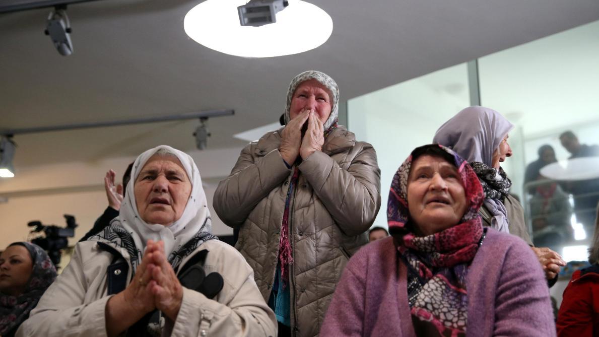 L'ex-président Radovan Karadzic condamné à la perpétuité — Génocide en Bosnie