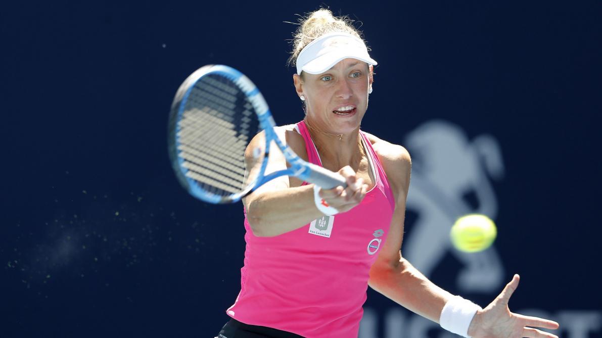 Tennis: Osaka prend la porte, Williams rechute à Miami