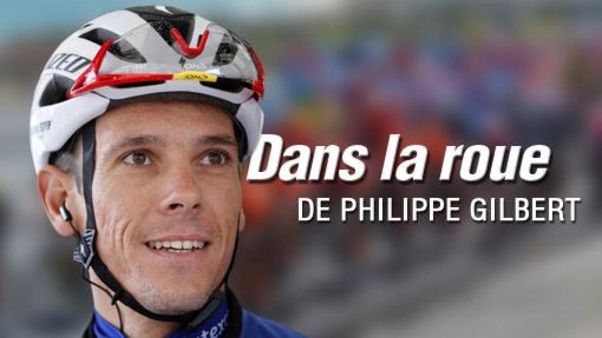 Philippe Gilbert: «Après ma non-sélection pour le Tour, je n'avais qu'une envie, ne plus entendre parler de vélo»
