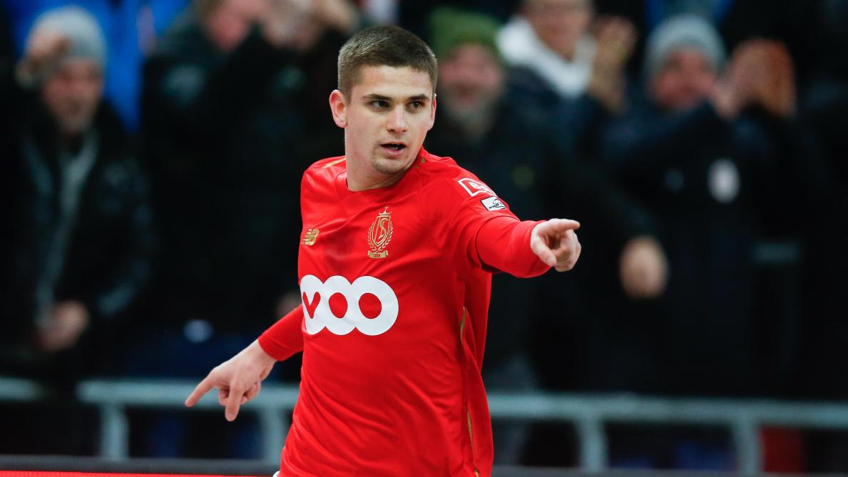 Razvan Marin va quitter le Standard pour l'Ajax Amsterdam