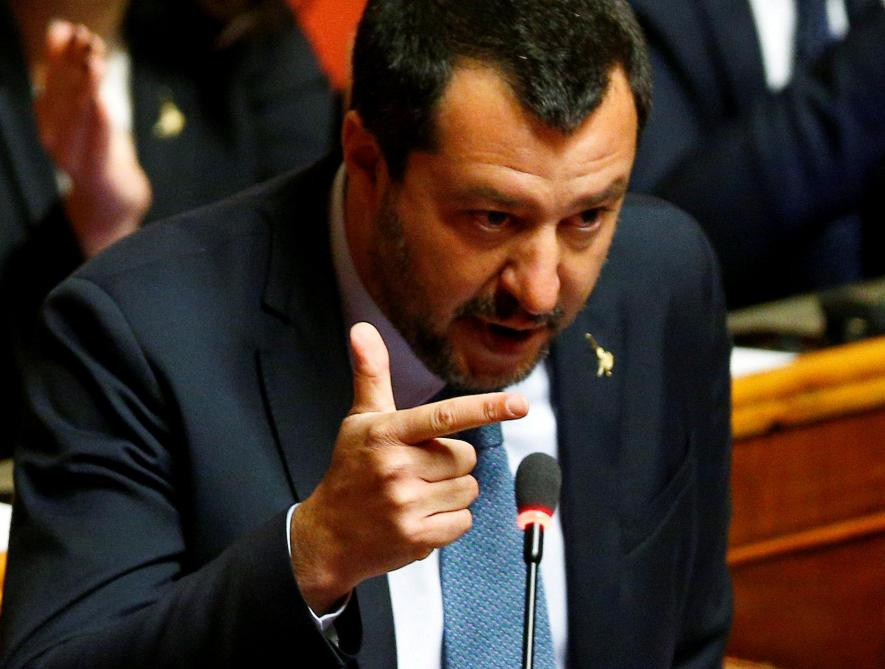 Comment Salvini risque de faire de l'Italie un nouveau Far West