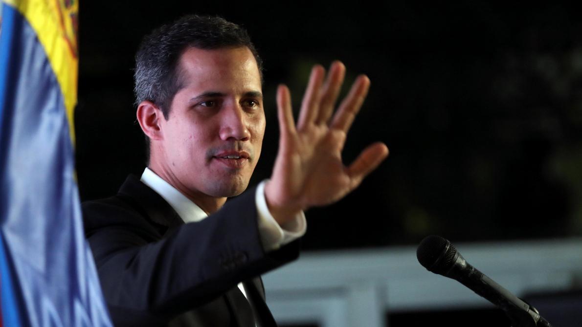 L'opposant Juan Guaido déclaré inéligible pour les quinze prochaines années — Venezuela