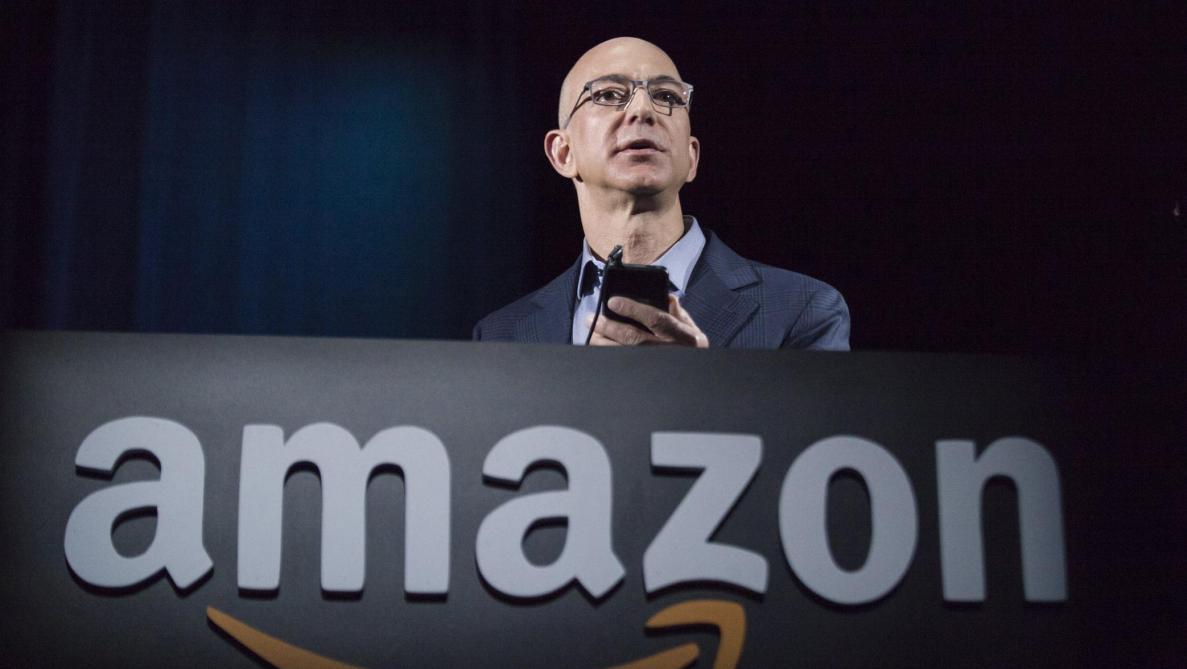 Jeff Bezos accuse l'Arabie Saoudite d'avoir piraté son téléphone — Amazon