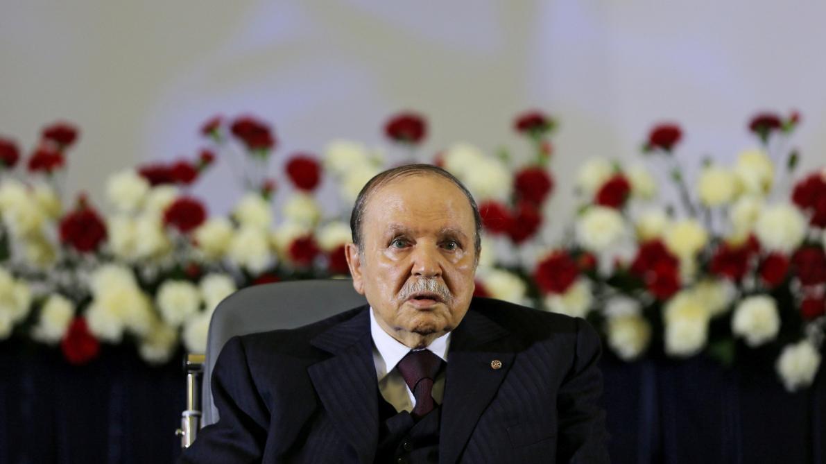 Bouteflika demande pardon aux algériens — Algérie