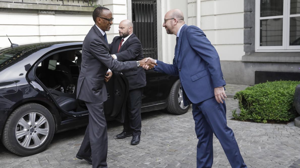 Emmanuel Macron veut ouvrir les archives — Rwanda
