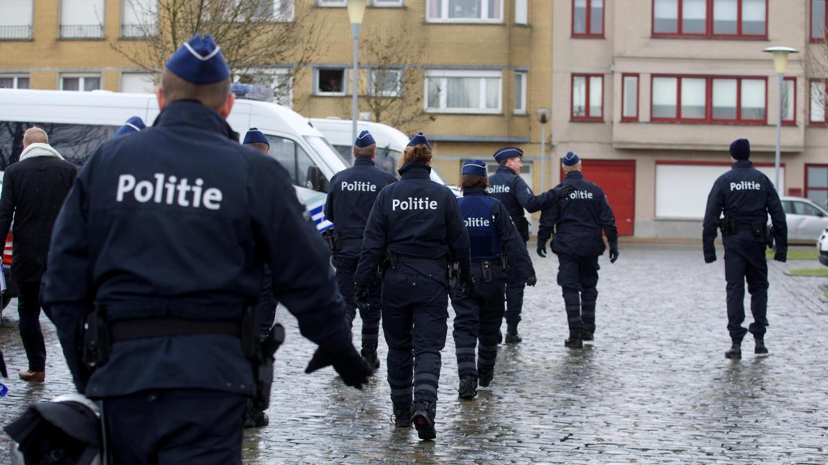 Une opération européenne dans le milieu des stupéfiants — Tournai