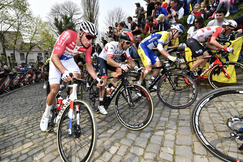 Tour des Flandres : Niki Terpstra contraint à l'abandon