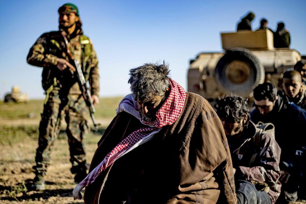 eb851819d2d Un djihadiste belge détenu en Syrie  «L Etat islamique n est pas ...