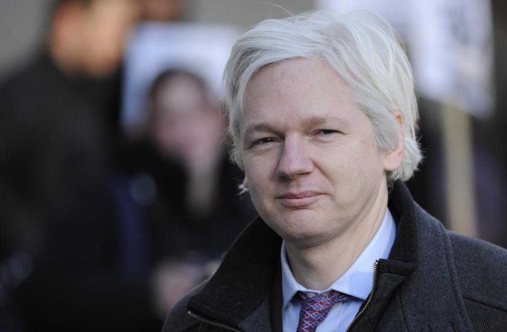 : Julian Assange inculpé de «piratage informatique» aux Etats-Unis