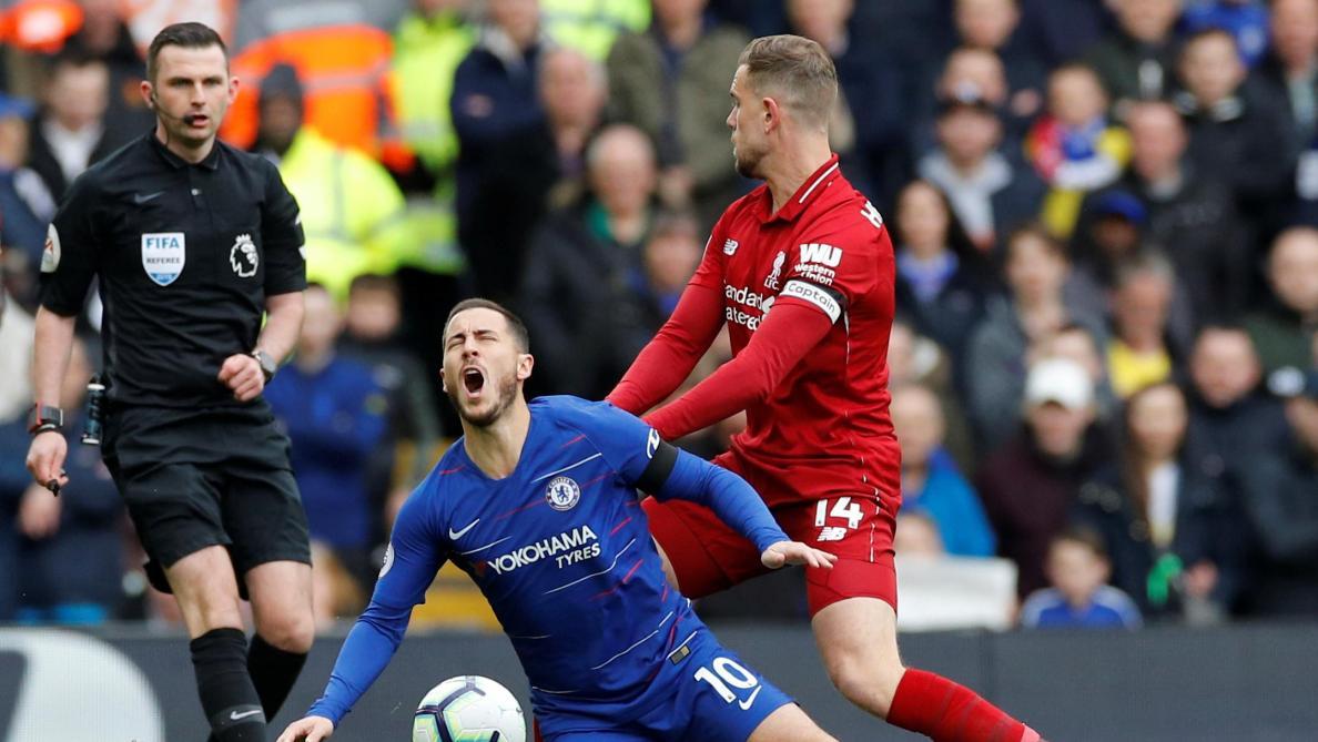Le but exceptionnel de Mohamed Salah face à Chelsea