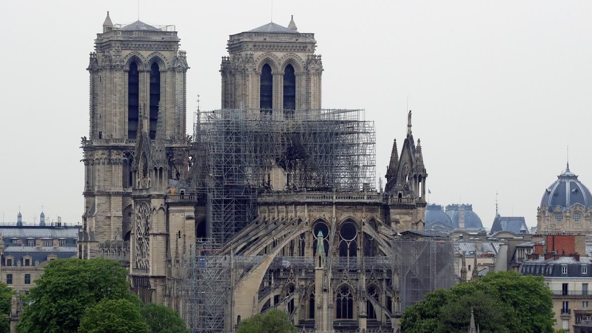 : Incendie à Notre-Dame de Paris: les cathédrales européennes manifèstent leur solidarité
