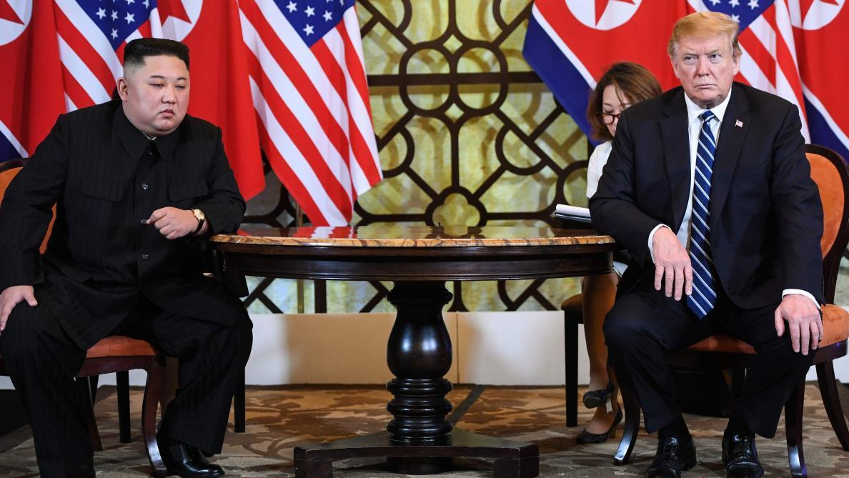 Corée du Nord: Pompeo assure être