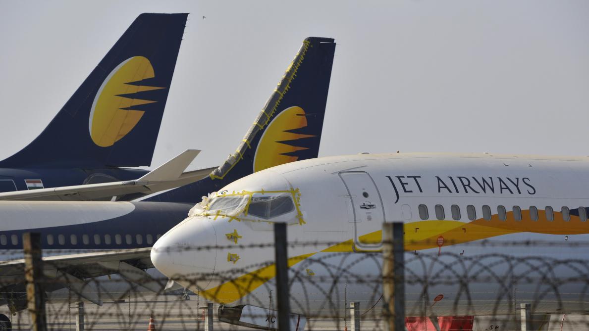 : Inde: faute de financement, Jet Airways suspend tous ses vols