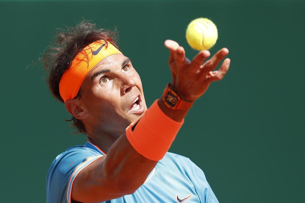 : Nadal expéditif pour son entrée en lice à Monte-Carlo