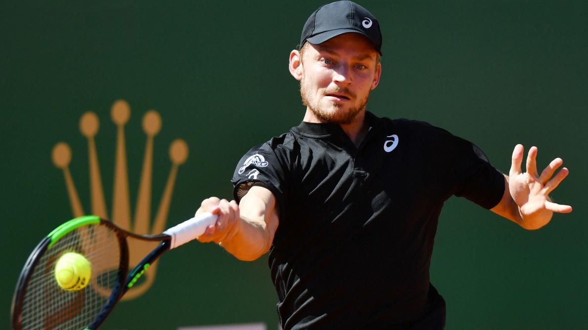 : Goffin perd le premier set face à Lajovic à Monte-Carlo (3-6, direct)