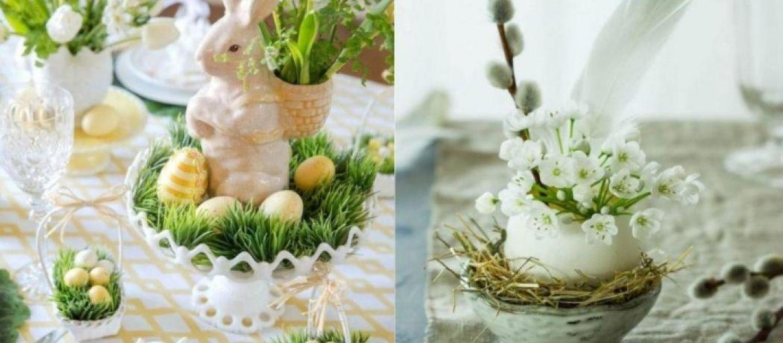 : Nos idées de décorations DIY pour une table de Pâques réussie