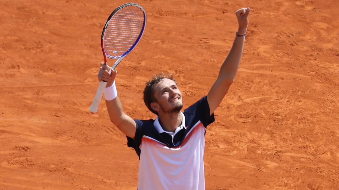 Masters 1000 de Monte-Carlo: Lajovic balaye Medvedev et jouera la finale