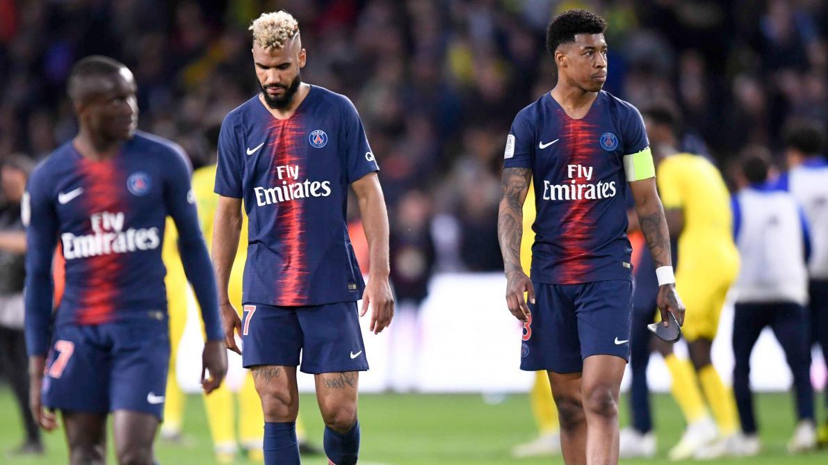 Le PSG champion de France sans jouer