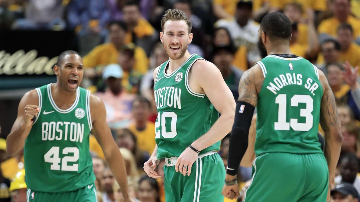 : NBA: Boston bat Indiana et se hisse en demi-finales de la Conférence Est