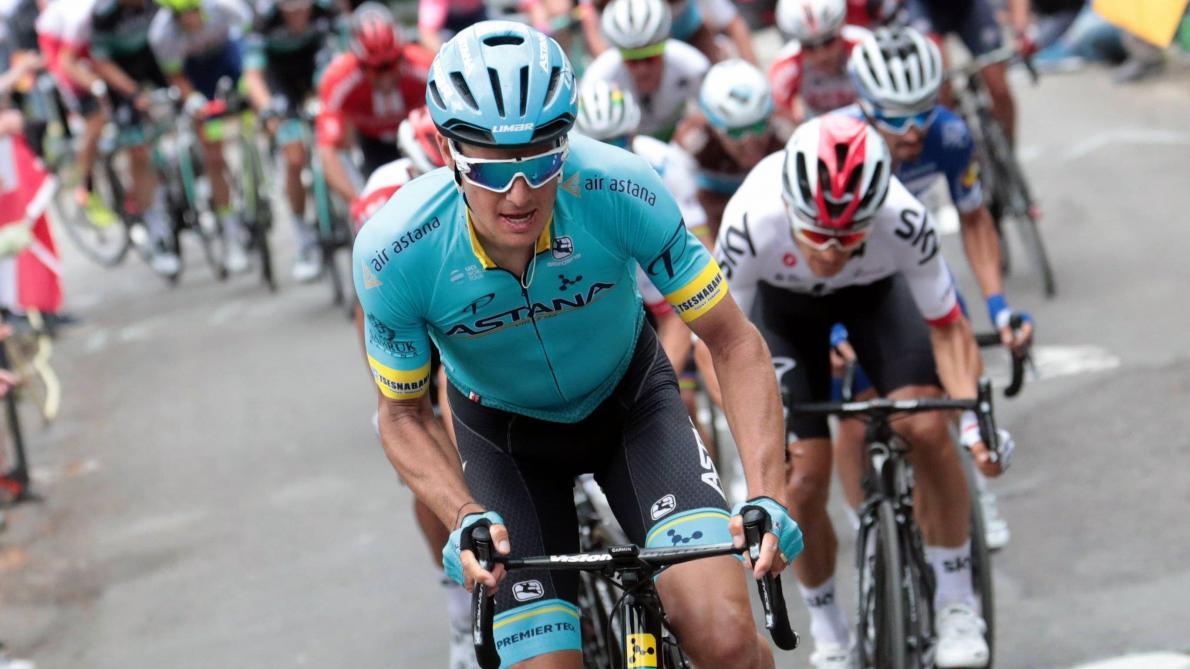 Jakob Fuglsang termine second de la Flèche wallonne: «Je suis passé très près de la victoire» (vidéo)