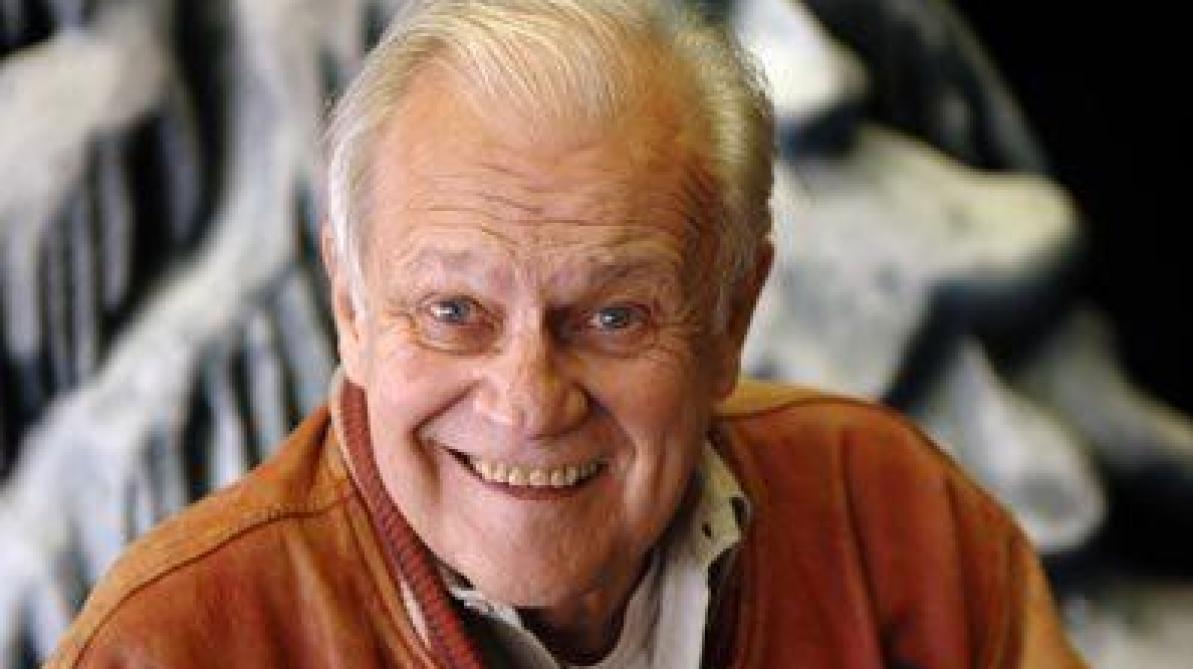 Mort de Ken Kercheval, Cliff Barnes de la série
