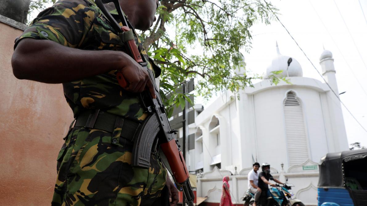 L'EI confirme avoir été visé par l'assaut de la police — Sri Lanka