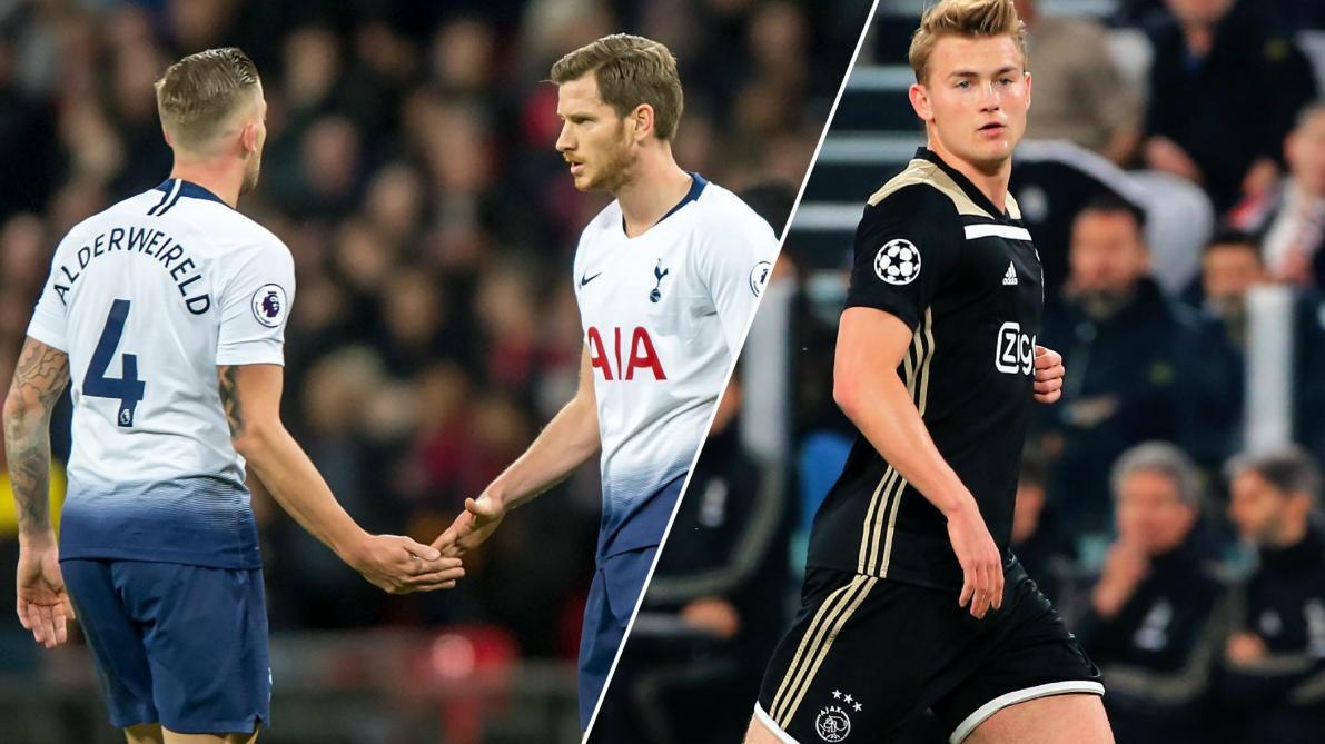 L'Ajax Amsterdam bat Tottenham et prend une option pour la finale