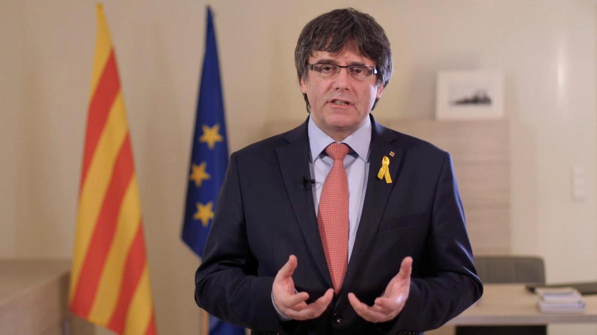 L'ex-président catalan Carles Puigdemont interdit d'être candidat aux européennes (parti)