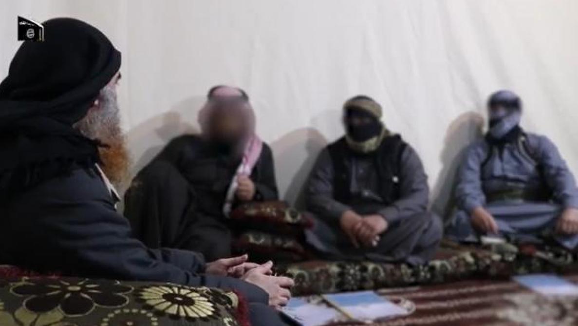 Al-Baghdadi refait surface, évoque l'Algérie et Bouteflika — Daech