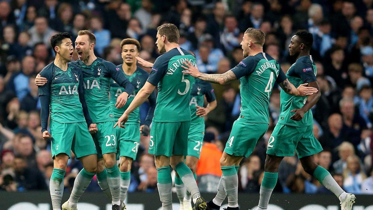 Tottenham-Ajax : les équipes de départ probables