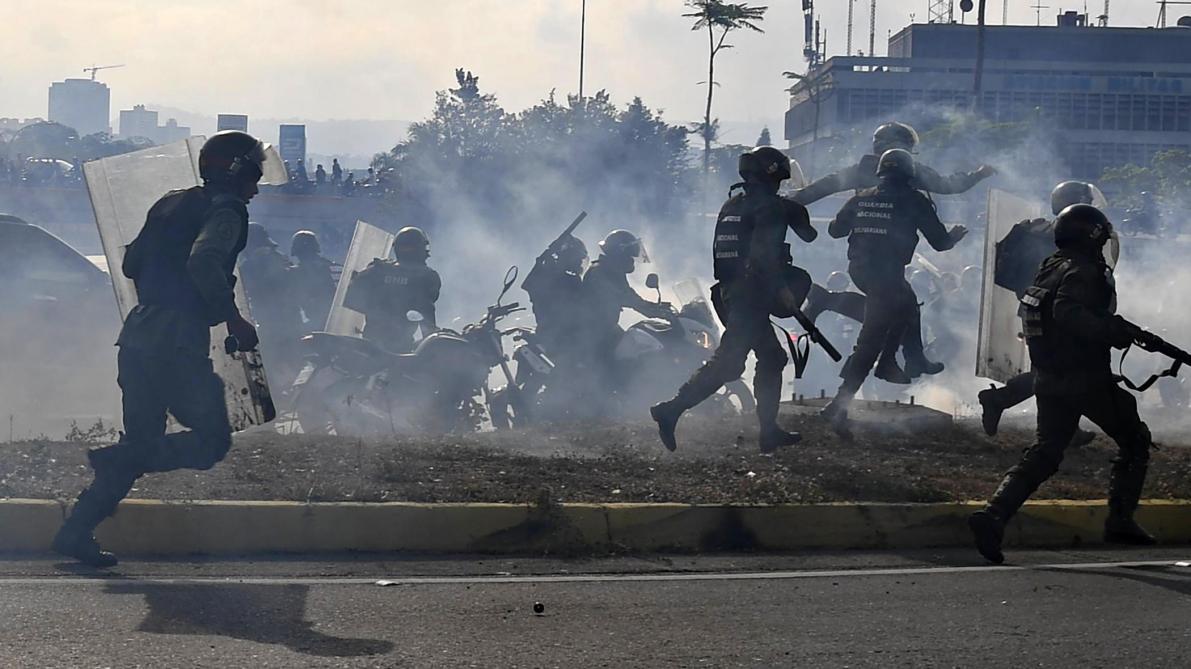 Près de 69 blessés lors de manifestations à Caracas — Venezuela