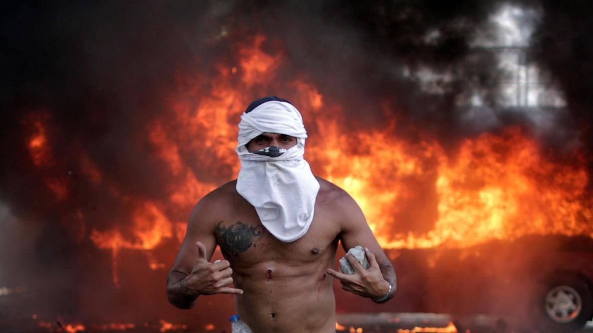 Une manifestante anti-Maduro tuée par balle à Caracas — Venezuela