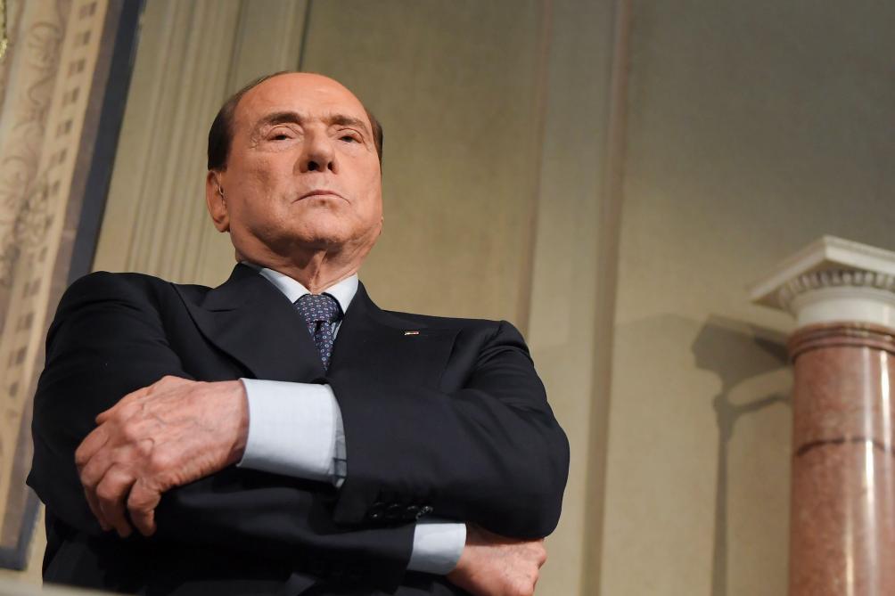 Silvio Berlusconi hospitalisé — Italie