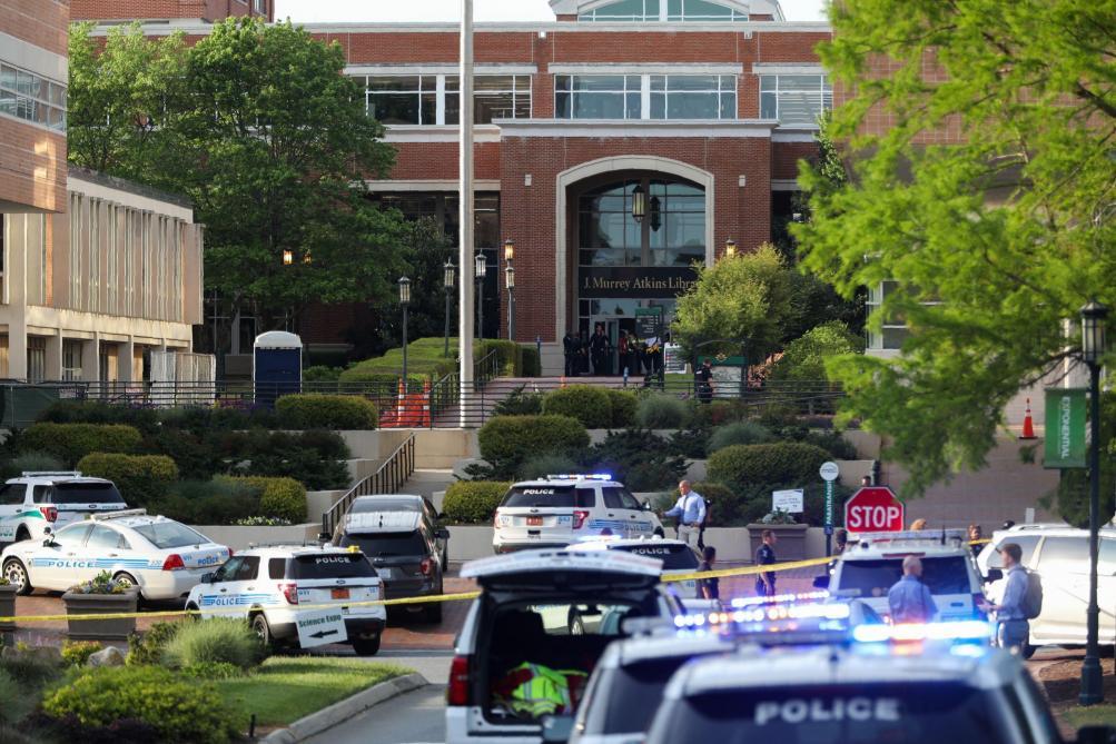 Fusillade dans une université, deux morts — Etats-Unis
