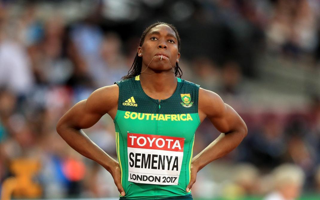 La championne olympique Semenya devra limiter son taux de testostérone — Athlétisme