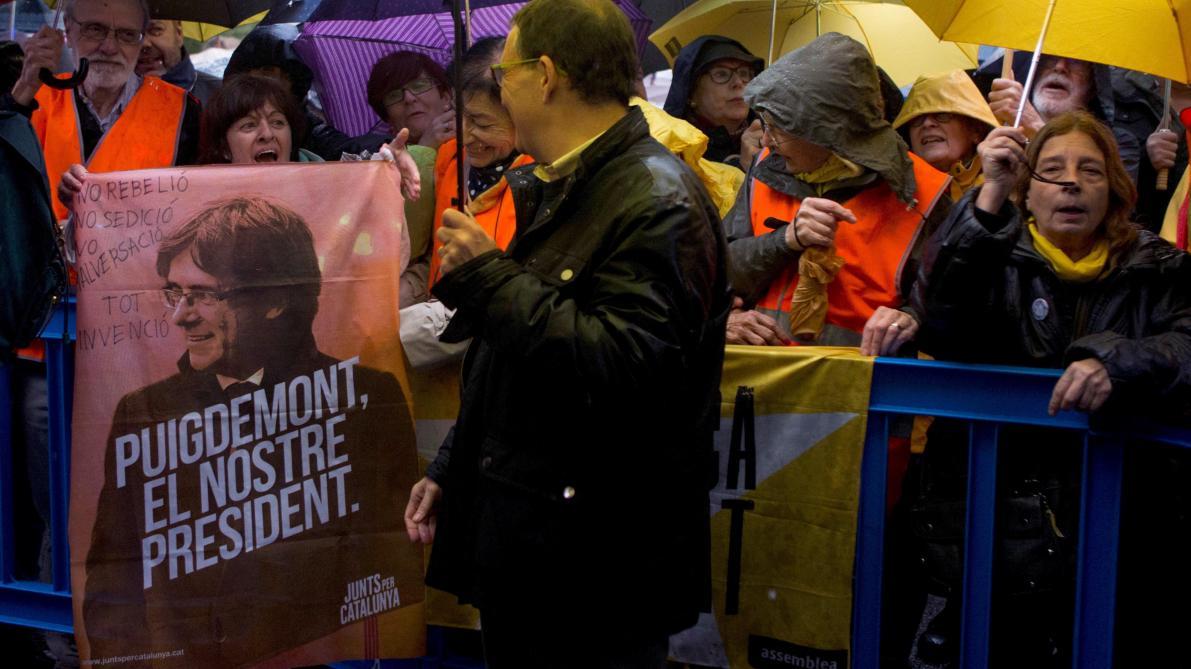 Madrid : L'ex-président catalan Carles Puigdemont autorisé à se présenter aux européennes