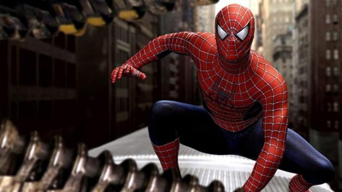 « Spider-Man 2 » avec Tobey Maguire.