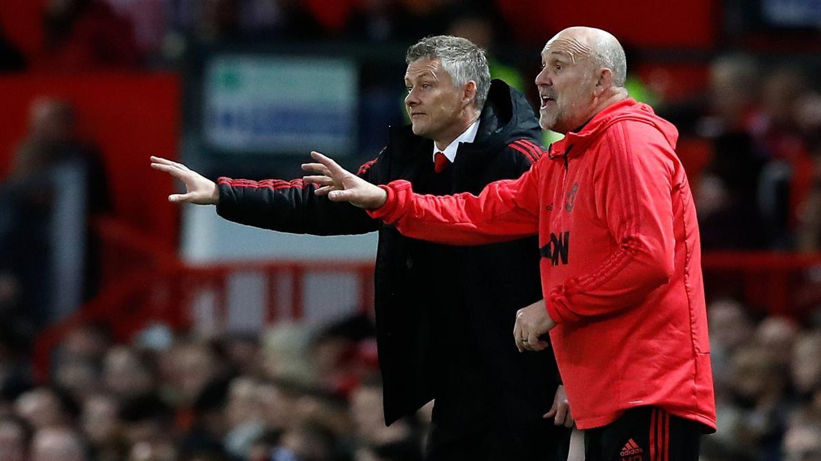 Manchester United: Mike Phelan restera l'adjoint de Solskjaer