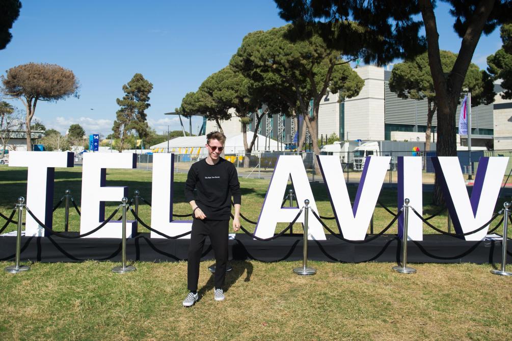 Eurovision: Eliot n'a pas convaincu tous les internautes