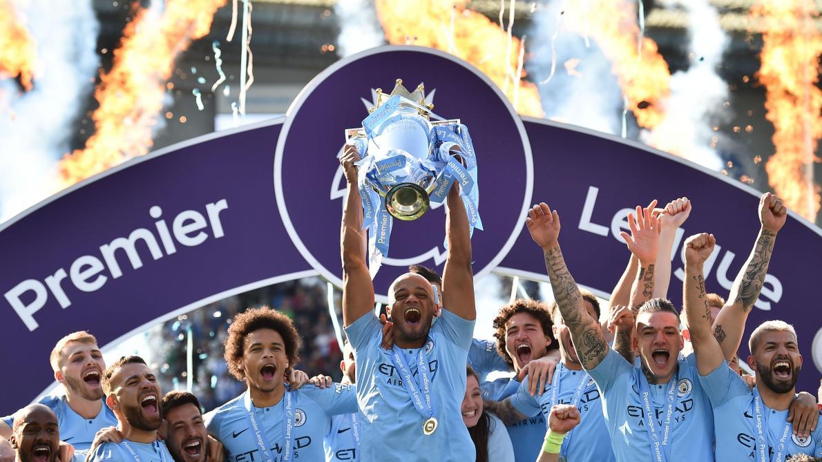 Manchester City conserve son titre de champion d'Angleterre — Officiel