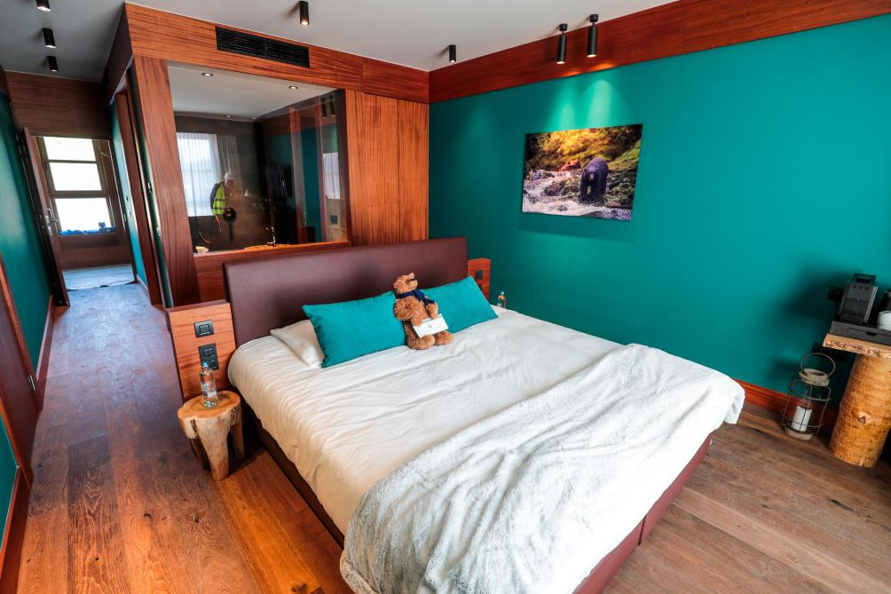 Les images de l'offre hôtelière de Pairi Daiza